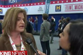 Palmieri: Clinton doesn't need to release...