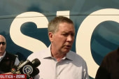 Kasich 'trending up' ahead of Michigan, Ohio