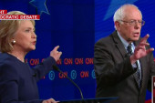 Clinton, Sanders Brawl Over Trade, Auto...