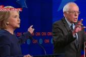 Clinton, Sanders Brawl Over Trade, Auto...