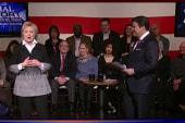 Would Hillary choose Bernie? MJ panel answers