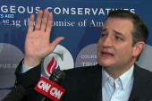 Cruz: I raise my hand to the people