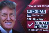 NBC News: Trump wins MI GOP primary