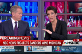 Sanders Michigan win sets new expectations