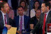 Rubio Shuts Down Drop-Out Rumors