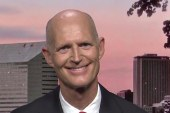 Florida governor explains why he hasn't...