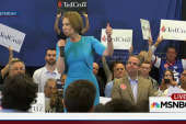 Fiorina: Trump does not represent the GOP