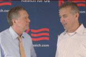 Urban Meyer endorses John Kasich