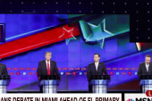GOP tones down rhetoric in debate