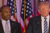 Carson endorses Trump, despite past feud