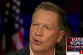 Kasich strikes back after Trump attack ad
