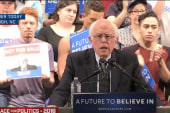 Sanders, Clinton battle ahead of key...