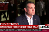 Cruz: 'America is better than this'