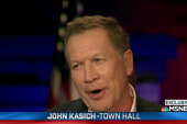 Kasich: 'I'm having the time of my life'