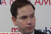 Rubio: The job of a leader is not to stoke...
