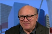 Danny DeVito is 'feeling the Bern'