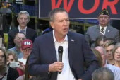 John Kasich hopes for home state win