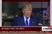 Scarborough: Trump still in 'entertainment...
