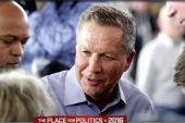 DeWine: Ohio momentum moving Kasich's way