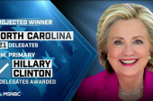NBC News: Clinton wins NC Dem. primary