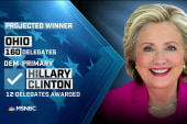 Hillary Clinton wins Ohio primary: NBC News