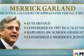 NBC News: Obama to nominate Merrick Garland