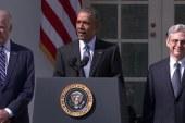 Pres. Obama nominates Garland as new SCOTUS