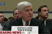 House cmte. calls on Gov. Snyder to resign