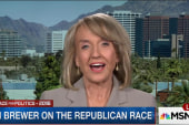 Jan Brewer on the 2016 GOP Race