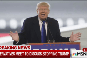 Conservatives meet to stop Trump