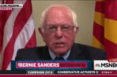 Sanders woos superdelegates with electability