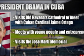 Obama set to make historic trip