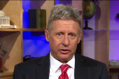 Gary Johnson on the Trump phenomenon