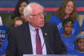 Sanders draws thousands to rallies in...