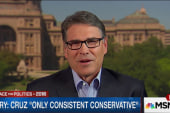 Will Rick Perry consider a third party run?