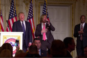 Trump tribute sets new standard