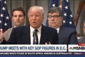 Trump & GOP clash over delegate process
