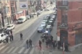 Police raids underway in Brussels