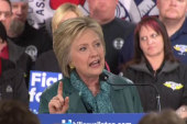 Clinton: I have more votes than Trump,...