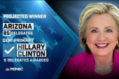 NBC News: Clinton wins Dem. AZ primary