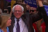 Sanders supporters 'charged up' in Idaho