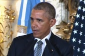 Pres. Obama: 'This is difficult work'