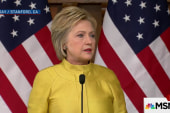 Clinton calls out Trump's ISIS plan