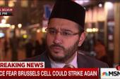 Muslim leader supports Mosque surveillance