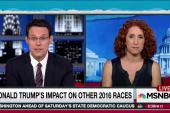 Down-ballot Republicans fear Trump fallout