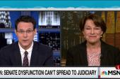 GOP raises partisan bar in SCOTUS obstruction