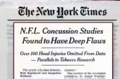 NYT: Concussion studies contain deep flaws