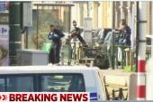 New raids underway in Brussels suburb