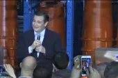 Cruz: Won't Heidi make an amazing first lady?