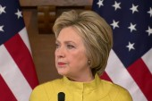 Clinton, Trump spar over NATO spending